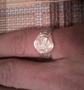 Серебряное кальцо