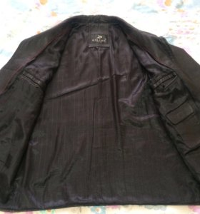 Кожаная куртка - мужская!