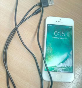 iPhone 5 32gb белый