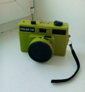 Пленочный фотоаппарат Holga
