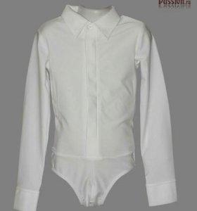 Рубашка ( боди) для бальных танцев