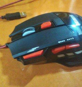 Игровая компьютерная мышь Deimos