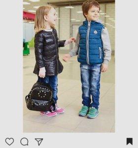 Куртка на девочку (4-6 лет)