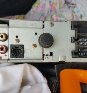 Магнитола JVC KD-J 507