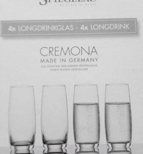 Новый набор бокалов Spiegelau Longdrinkglas