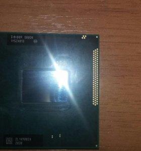 Процессор на ноут. Intel i3-2350m SR0DN