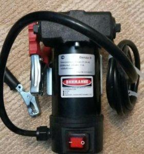 электронасос для перекачки дтоплива Benza 21-24-40