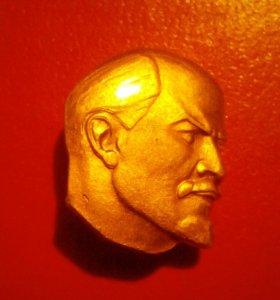 Значок СССР Ленин