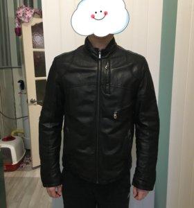 Куртка кожаная OCHNIK