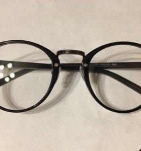 Очки с линзами- нулевками