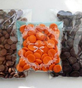 Бельгийский шоколад Callebaut