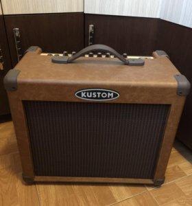 Комбик для акустической гитары Kustom sienna 35