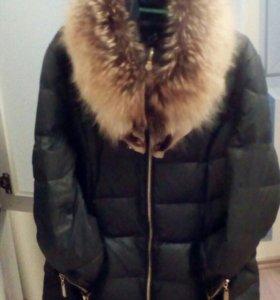 Теплый,зимний пуховик