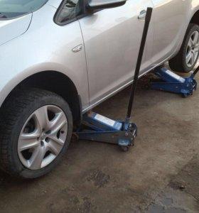 Ски д ка на переобувание авто