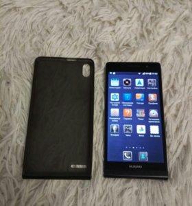Телефон Huawei Ascend P6