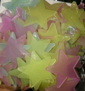 Фосфорные звёздочки
