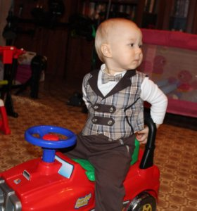 Нарядный костюм Choupette для мальчика