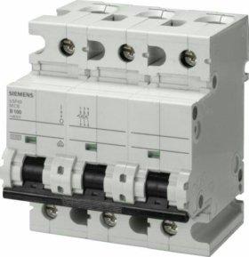 Автоматические модульные выключатели