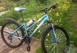 Велосипед горный женский