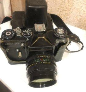 Фотоаппарат Zenit EM