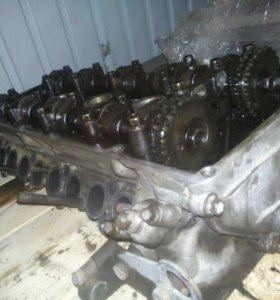 Головка блока цилиндров 406
