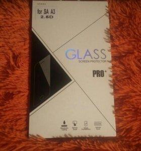 Защитное стекло на Samsung