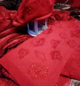 Наборы берет+шарф