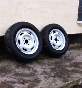 Два колеса на Ваз