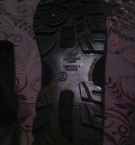 Сапоги керзовые, новые- размер 43 45