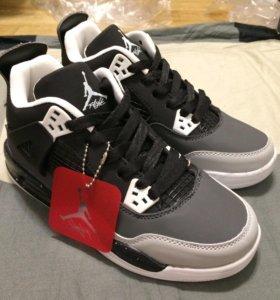 Nike Air Jordan 4 Fear