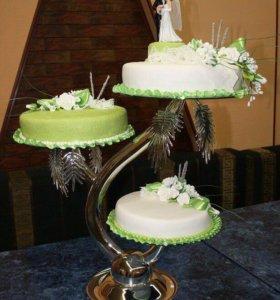 Изготовление тортов на праздники