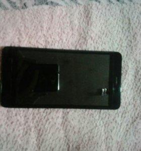 Смартфон Prestigio Wize MX3