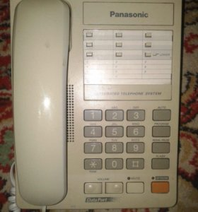 Телефонные аппараты panasonic, LG