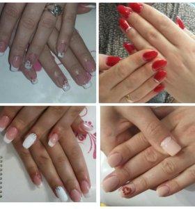 Ногти(формы,типсы)