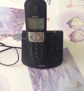 Домашний телефон Philips CD 445