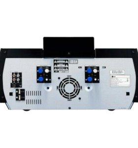 Сверхмощная аудио система LG XBoom