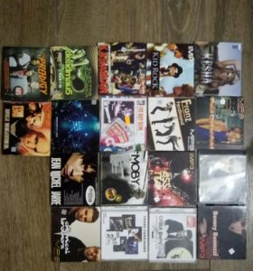 Отдам MP3-диски