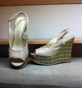 Обувь 37рр босоножки туфли