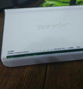 Роутер WI-FI 300Mbps Tenda