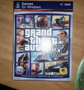 Игра на пк GTA 5