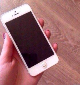Айфон 5 ,16 гб обмен