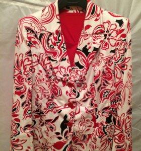 Женский пиджак 52