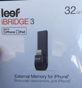 Внешний накопитель для iPhone на 32 g