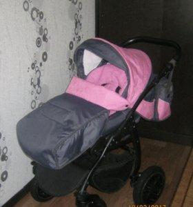 Детская коляска Sofia. Два в одном.
