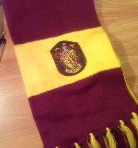 Гриффиндорский шарф