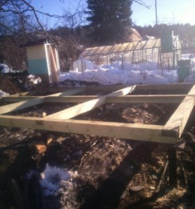 Реконструкция и замена фундамента
