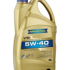 Моторное масло Ravenol VSI