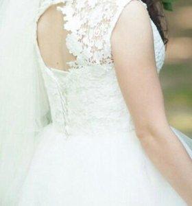 Платье свадебное. Платье