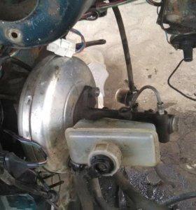 Мотор ваз2108