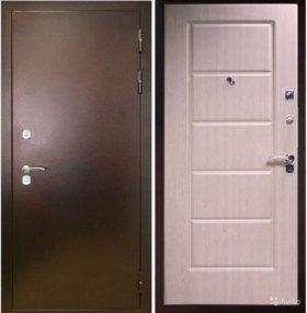 Металические двери
